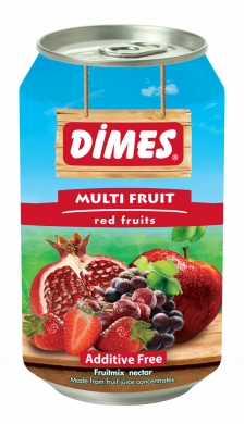 Multi Red Fruit Mix